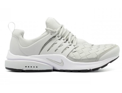 Nike Air Presto Woven Ghost Grey (41-45) Арт. 123FA