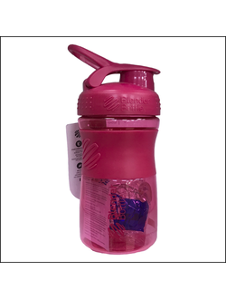 ШЕЙКЕР BLENDDERBOTTLE SPORT MIXER 20 oz pink