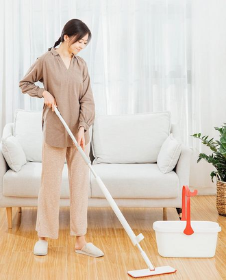 Швабра Xiaomi self-squeezing water disposable mop YC-02