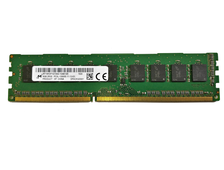 Модуль памяти MICRON MT18KSF1G72AZ-1G6E1ZE 8GB (1X8GB)1600MHZ PC3L-12800E CL11 ECC UDIMM Unbuffered DUAL RANK DDR3