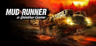 Spintires: MudRunner SONY PLAYSTATION 4  (PS4), английская версия