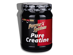 Pure Creatine (Power System) 650 g