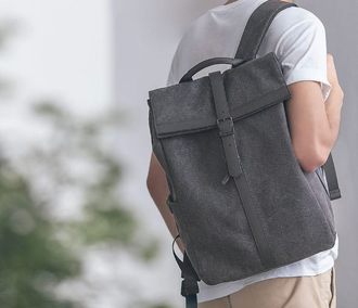 Рюкзак Xiaomi Grinder 90 points Oxford casual backpack синий