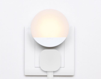 Светильник Xiaomi OPPLE plug-in night light automatic light sensor (набор 2шт)