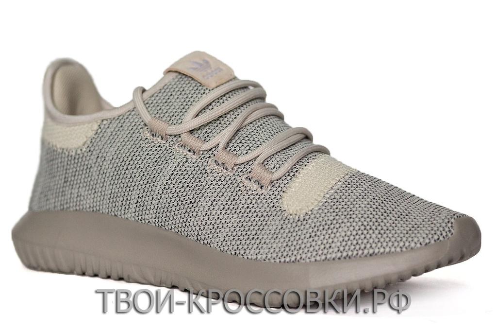 bd938c87f Кеды Adidas Tubular Shadow Knit Beige мужские/женские купить в Спб