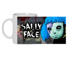 "Кружка ""Sally face"" №16"