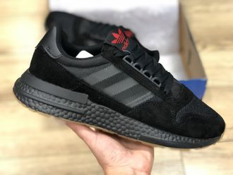 Кроссовки ADIDAS BOOT 500 black/red