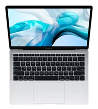 НОУТБУК APPLE MACBOOK AIR 13 2019 MVFK2 128GB SILVER