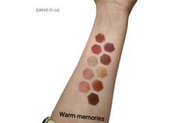 WARM MEMORIES PALETTE PAESE