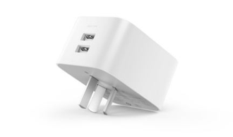 Умная розетка Xiaomi Wi-Fi Smart Power Plug Socket (2 USB)