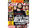 KERRANG! Magazine № 1655 Lower Than Atlantis Cover ИНОСТРАННЫЕ ЖУРНАЛЫ, INTPRESSSHOP