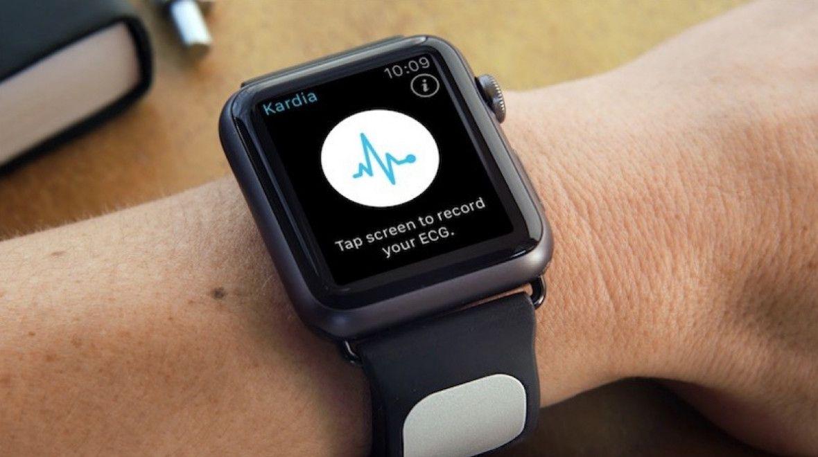 AliveCor разработала революционную технологию контроля здоровья