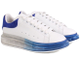 Alexander McQueen Air Cushion Sneaker White/Blue (Euro 36-40) ALMC-017
