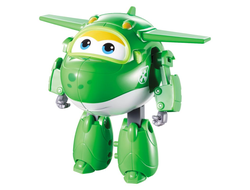 Super Wings Трансформер Мира, 12 см, YW710280