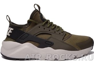NIKE AIR HUARACHE ULTRA GS  Khaki (Euro 37) HR-109