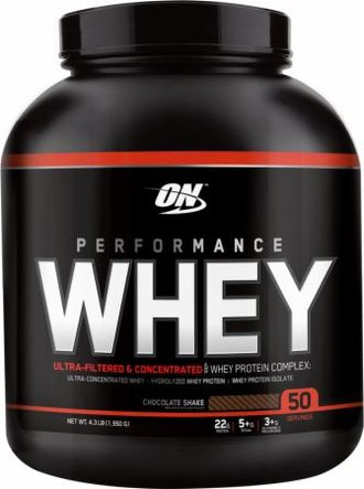 Optimum Performance Whey 1.95 кг (Шоколад)