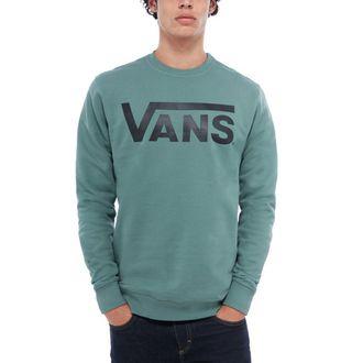 Свитшот Vans Classic Crew зелёный b2875e6190d
