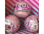 MGA Entertainment Кукла L.O.L. Surprise Glam Glitter, серия Блестящие, 554783