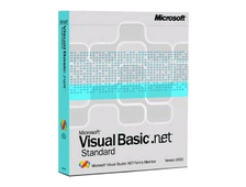Microsoft Visual Basic standart 2003 win32 russia CD 046-00942