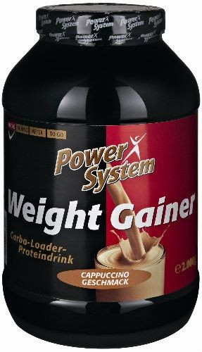 Weight Gainer (Power System) 2000 g