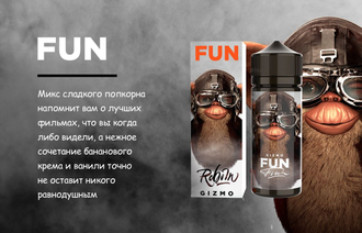 Жидкость GIZMO Salt 30ml Fun