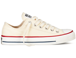 CONVERSE CHUCK TAYLOR ALL STAR CLASSIC LOW NATURAL WHITE CREAM (Euro 36-44) M9165