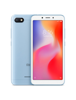 Xiaomi Redmi 6A 16 gb голубой