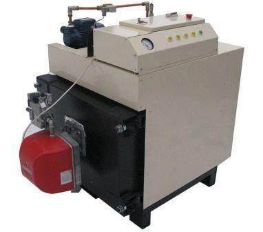 Промышленный мини газовый парогенератор 100 кг пара