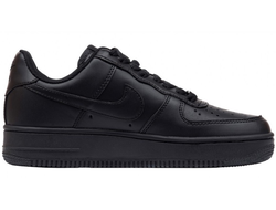 Nike Air Force 1 Low Черные (36-45) Арт. 010MF