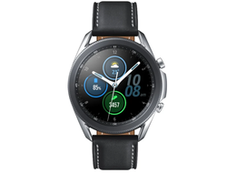 Часы Samsung Galaxy Watch3 45 мм SM-R840NZKAMEA Серебристые