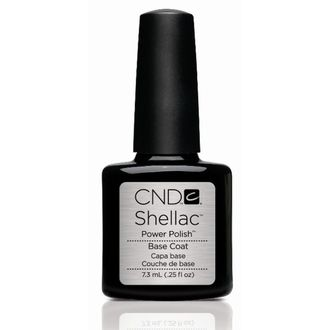 CND Shellac Base Coat Базовое покрытие