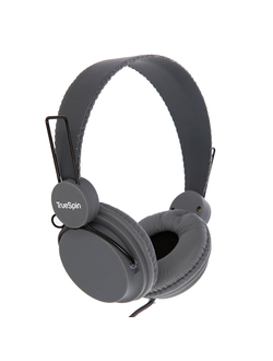 Наушники True Spin Basic Headphone Grey