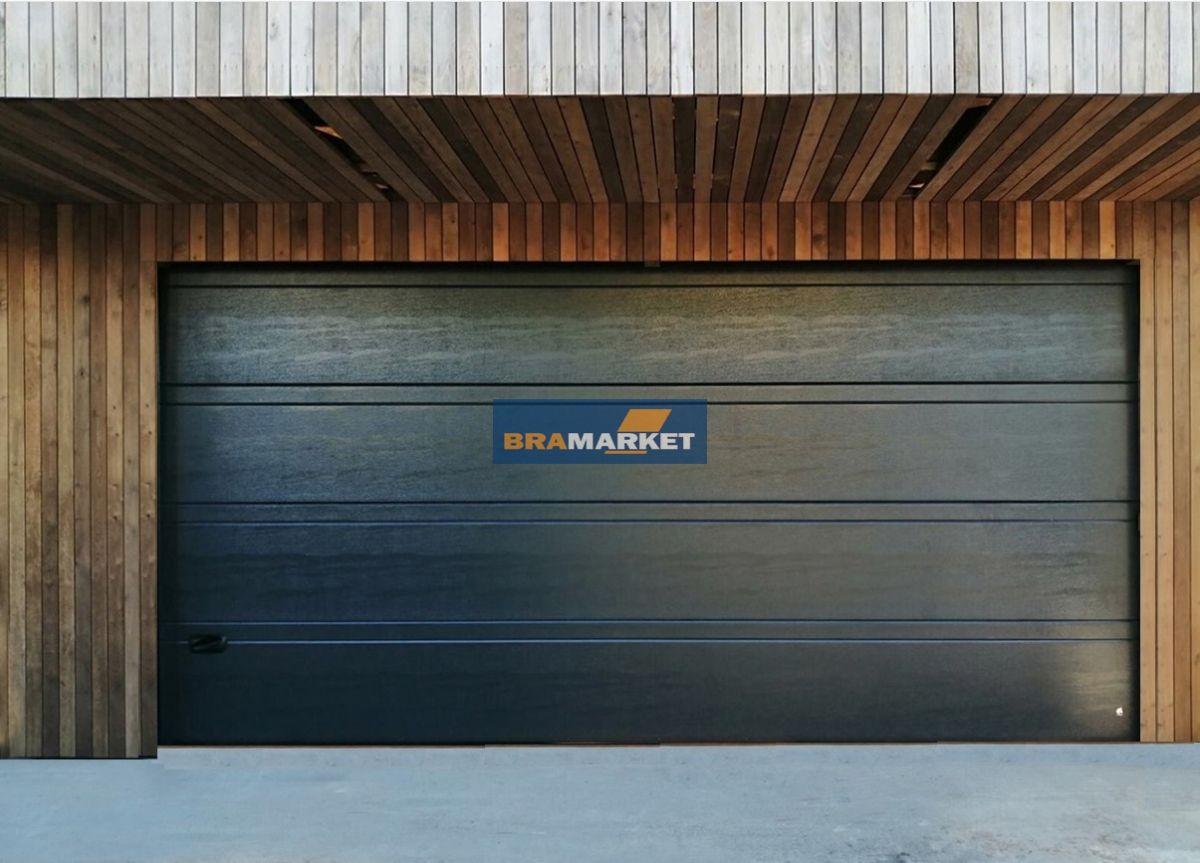 изготовление гаражных ворот под заказ - красивые въездные системы - Киев
