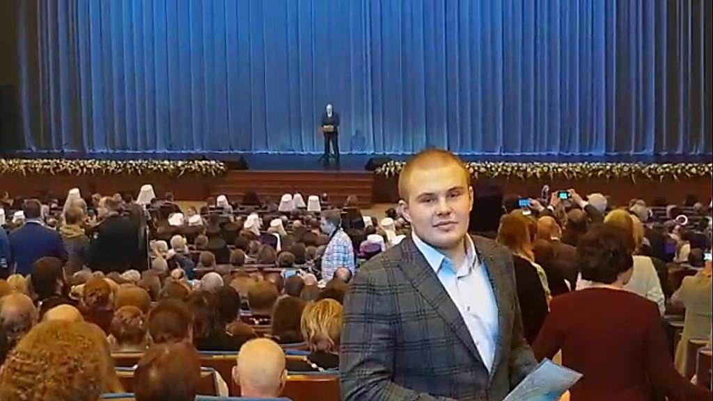 Юрий Гендин