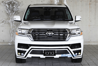 Обвес M'z Speed Toyota Land Cruiser 200 2016+
