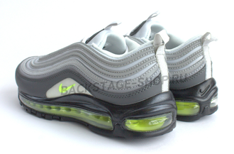 Кроссовки Nike Air Max 97 Gray/Green