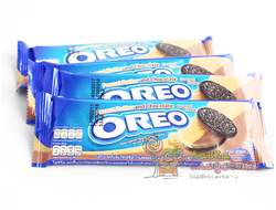 Печенье OREO Peanut Butter and Chocolate, 29,4 гр.