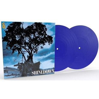 SHINEDOWN - LEAVE A WHISPER 2-LP