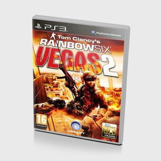 игра для PS3 Tom Clancy's Rainbow Six: Vegas 2