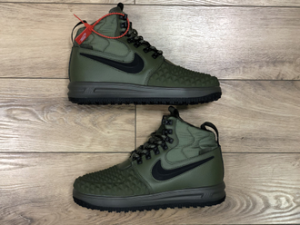 КРОССОВКИ NIKE DUCKBOOT GREEN
