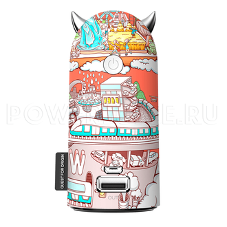 "EMIE Doodle Devil Power Bank S100 5200 mAh ""DSN"" powerjuice.ru"