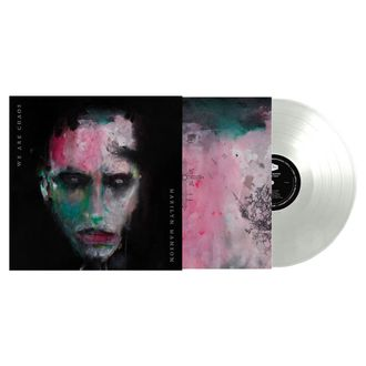 Marilyn Manson - We Are Chaos LP white