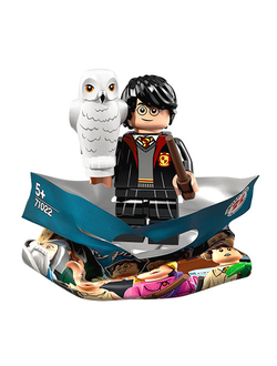 # 71022/1 Гарри Поттер в Школьной Форме / Harry Potter in School Robes