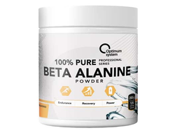 (Optimum System) 100% Pure Beta-Alanine - (200 гр)