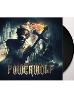 POWERWOLF - Preachers of the night 2-LP