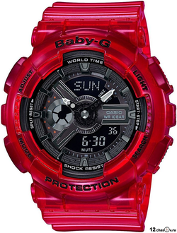 Часы Casio Baby-G BA-110CR-4A