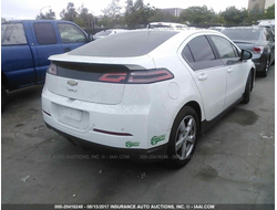 Chevrolet Volt 2013 auktion USA