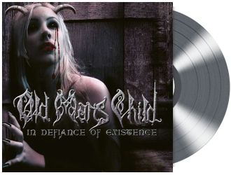 Old Man's Child - In Defiance Of Existence LP silver