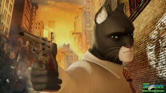 Blacksad: Under the Skin - Limited Edition (New)[Nintendo Switch, русская версия]