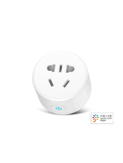Умная Розетка Xiaomi Mi Smart Power Plug 10А (Gosund Smart Socket CP1 WI-FI)